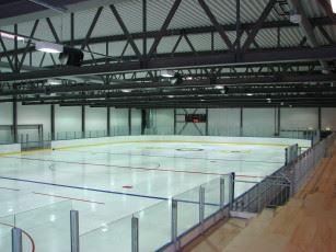 Visit Tromsø ice skating hall - Tromsø Kommune