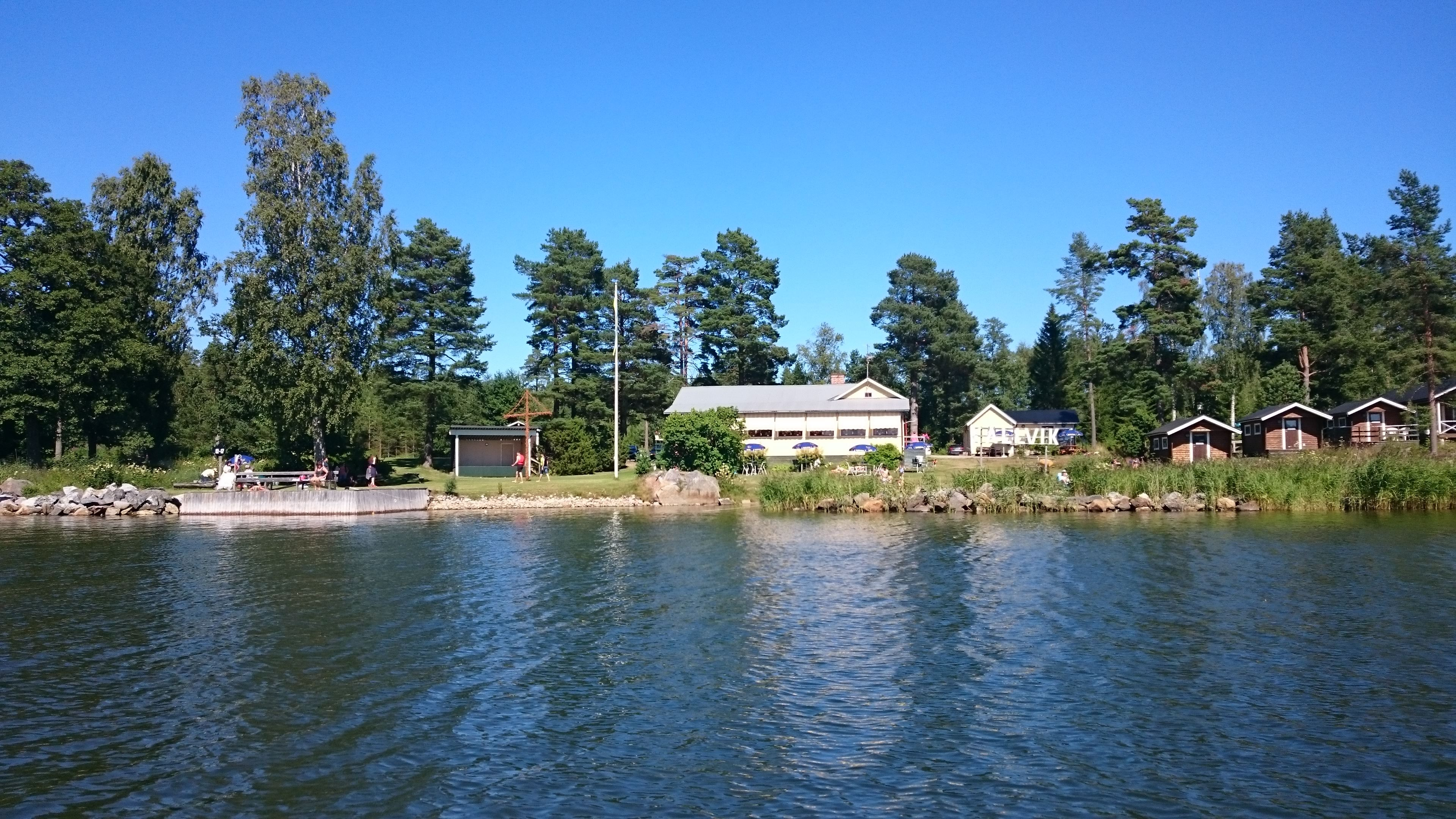 Magnus H,  © Equmenia Söderhamn, Sommarcafé Källvik