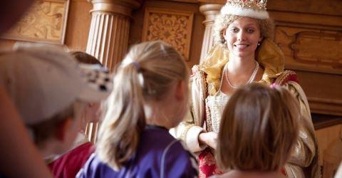 Barnens söndag – Prinsessan berättar sagor