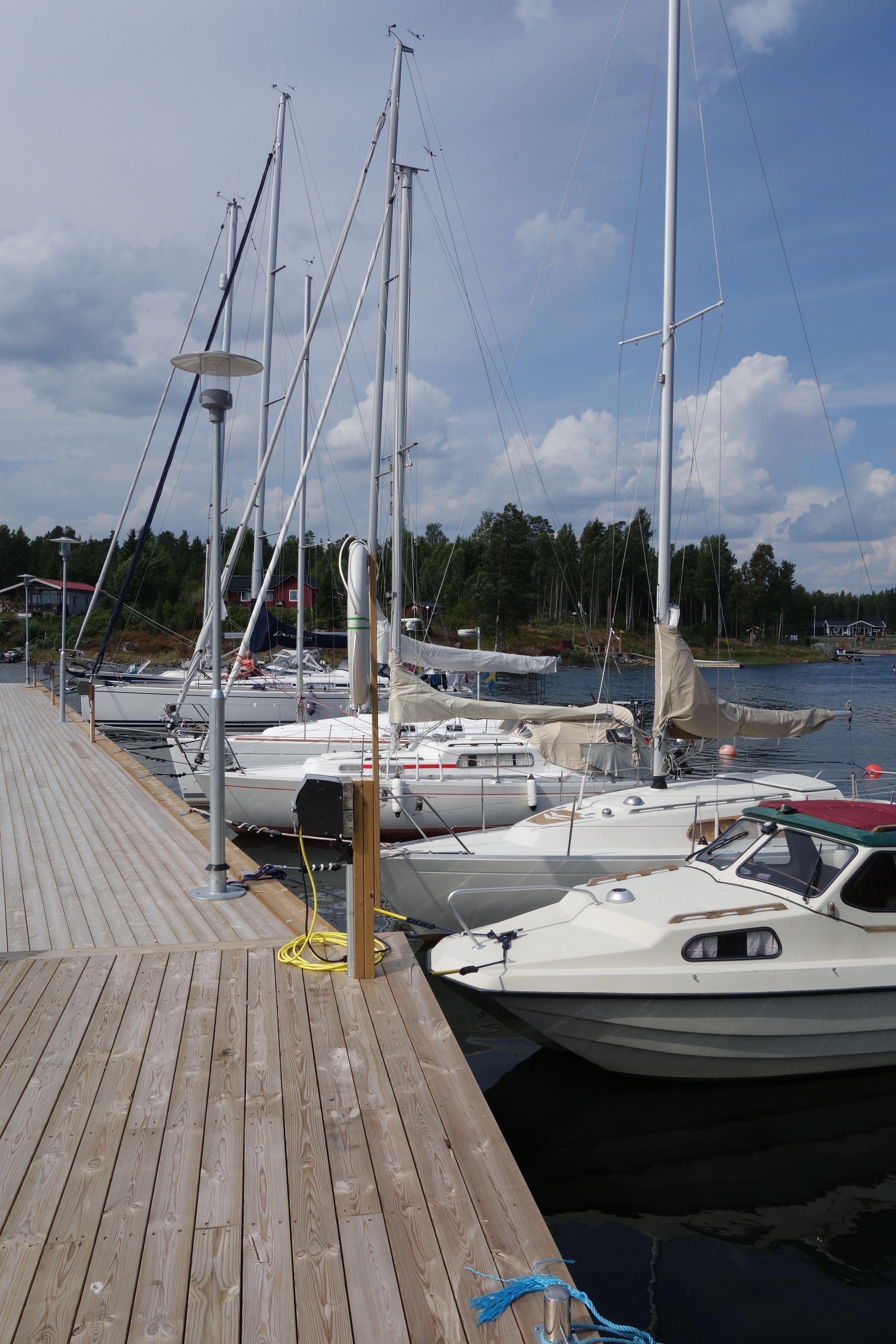 Söderhamns skärgård Segelvik Gästhamn