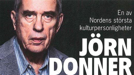 Jörn Donner - band som brast och återknöts