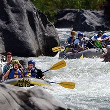 Rafting, Tropical Adventure Class III rapids - Rio Cangrejal (half day)