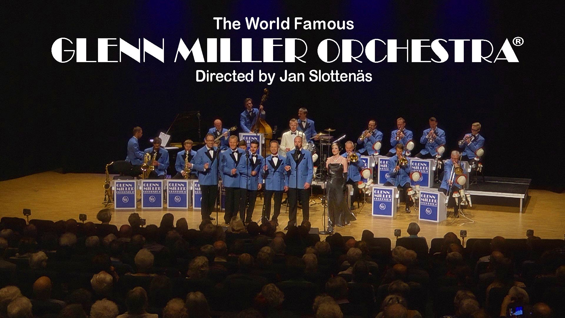 Glenn Miller Orchestra - A Tribute to the Great Bands
