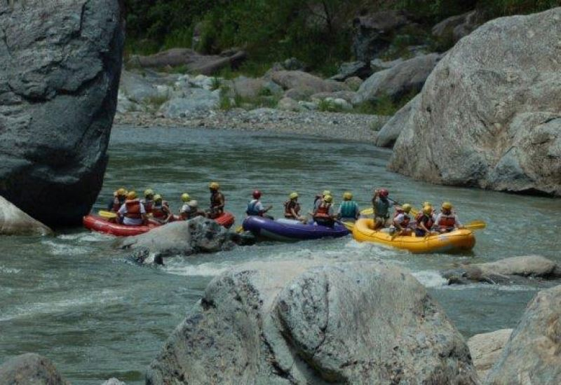 Rafting on the Cangrejal River Minimum Guests To Operate Tour 2