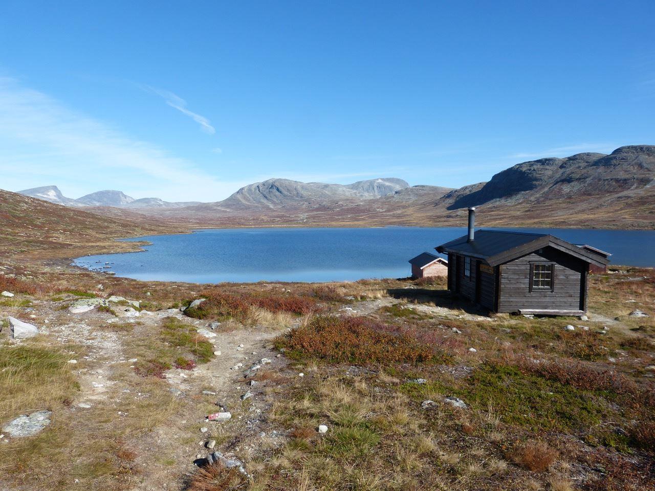 © Lesja Fjellstyre, Hytteutleie i Reinheimen og Dovrefjell med Lesja Fjellstyra