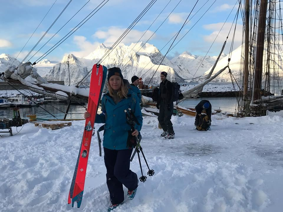 Ski and Sail – Arctic Island Hopping in Lyngen