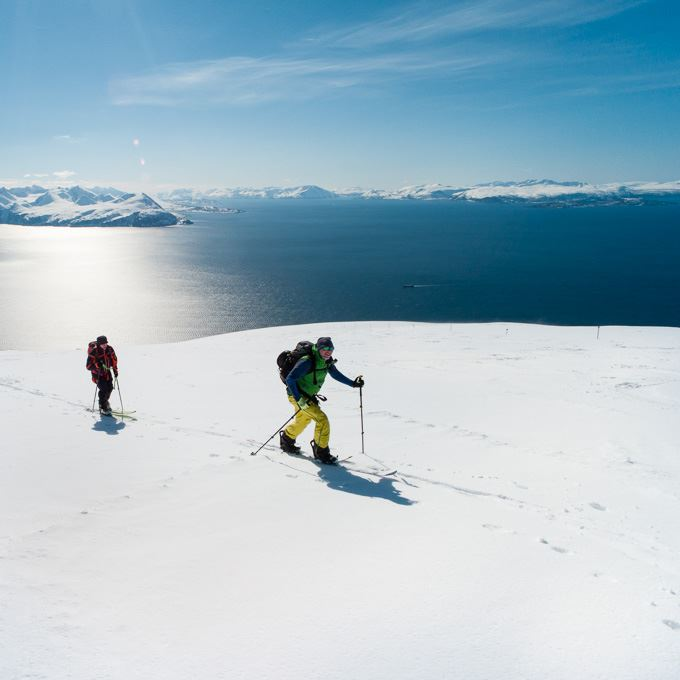 Ski and Sail – Arctic Island Hopping in Lyngen - North Sail Norway