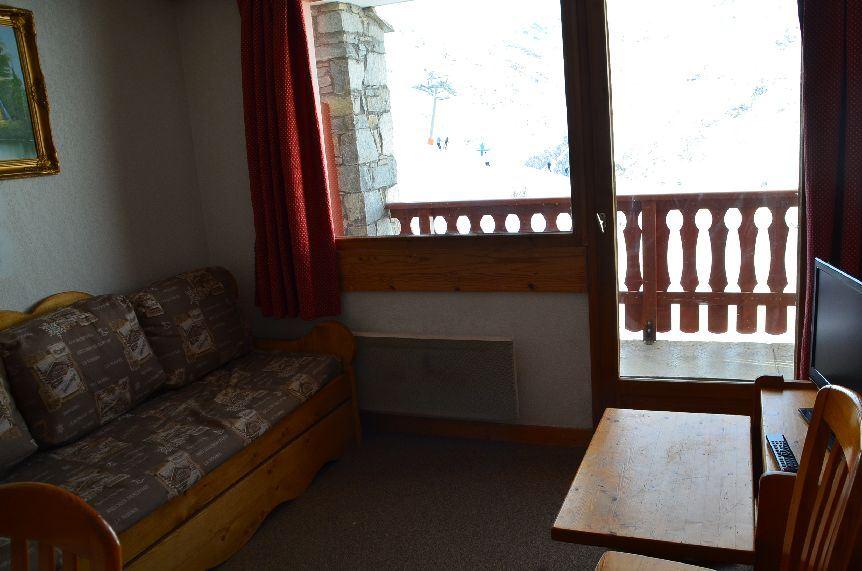 2 Pièces cabine 4/6 Pers skis aux pieds / ARGENTIERE 102