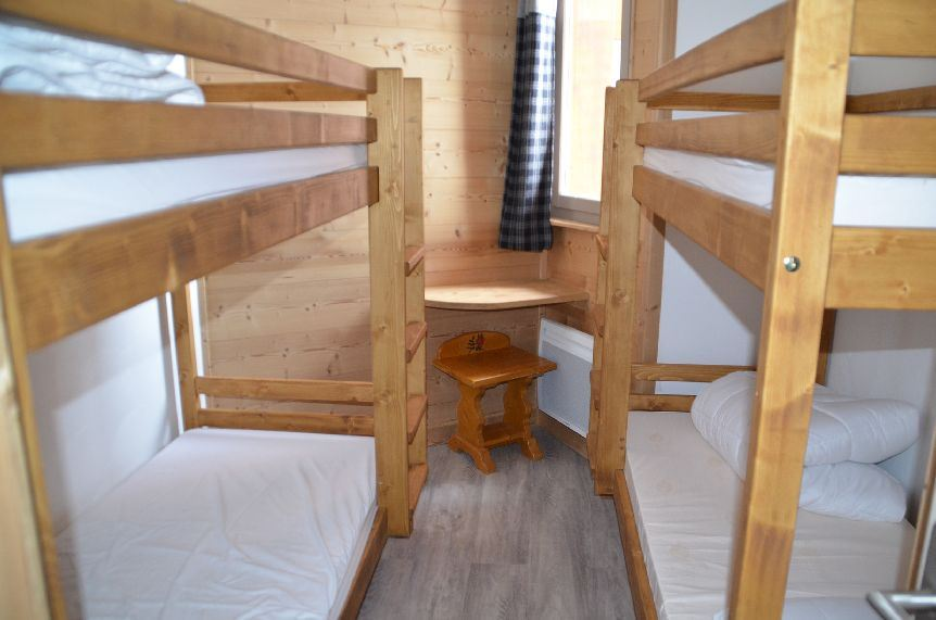 3 Rooms 6/8 Pers ski-in ski-out / ARGENTIERE 303