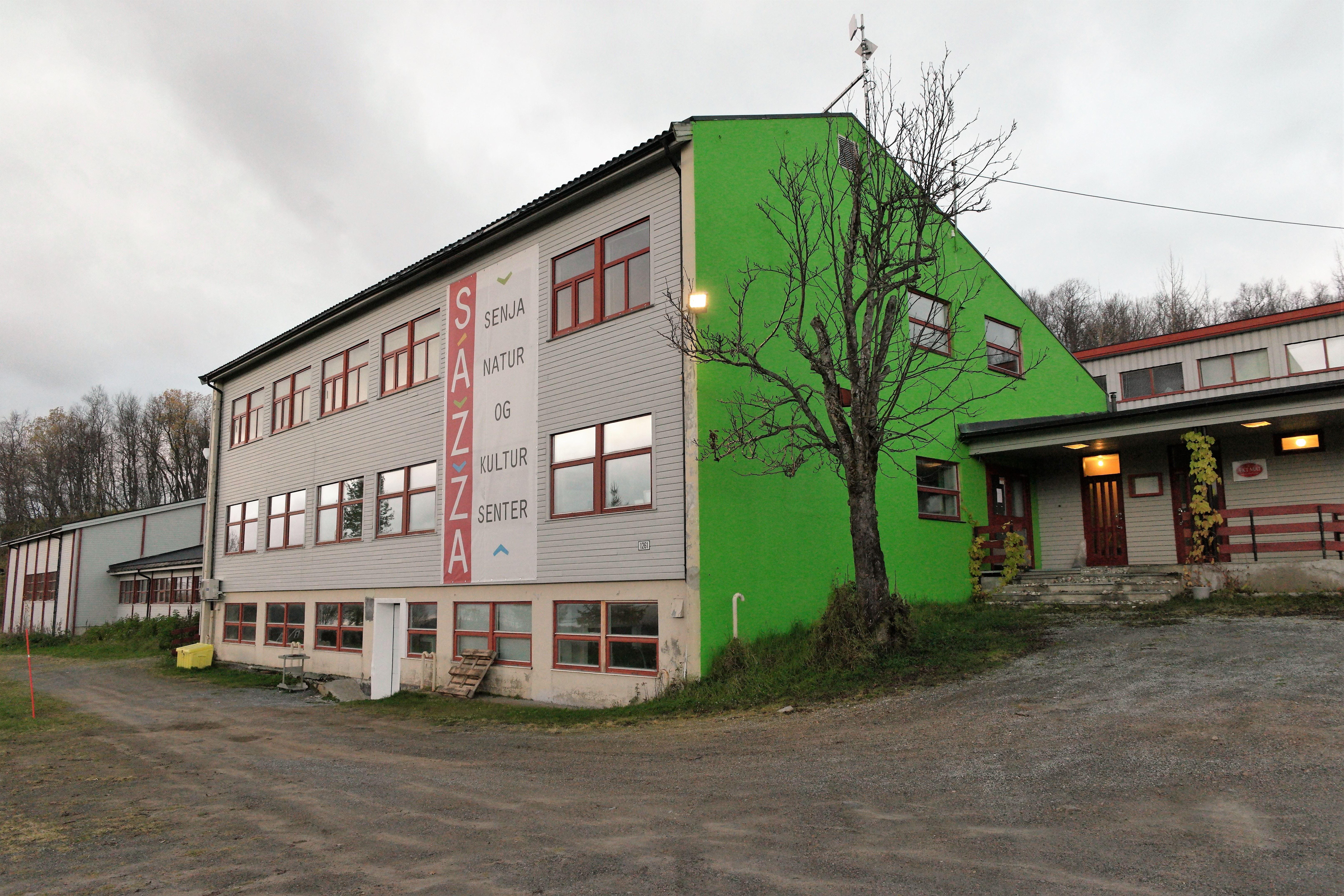 Sážža - Senja natur-og kultursenter