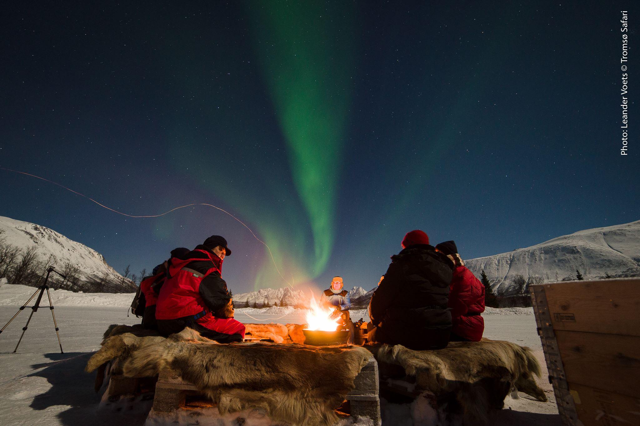 Aurora Safari Base Stations - Tromsø Safari