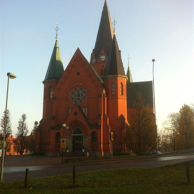 Vårkonsert med S:t Petri kyrkokör och solist Marie Dimpker