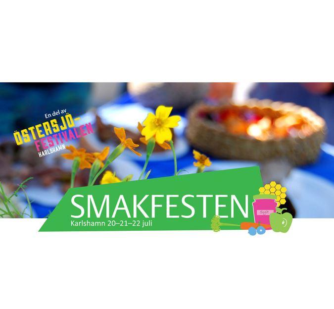 Östersjöfestivalen - Smakfesten