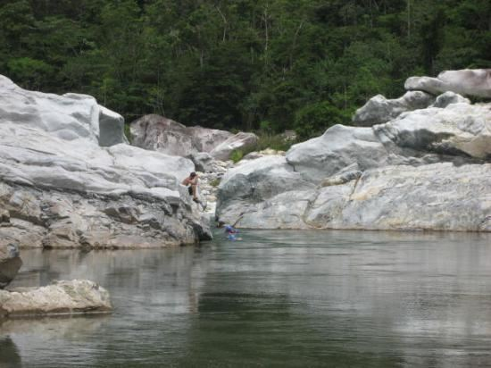 White Water Swimming - Rio Cangrejal (half day)