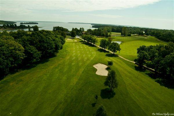 RV parking - Carlskrona Golf Clubb