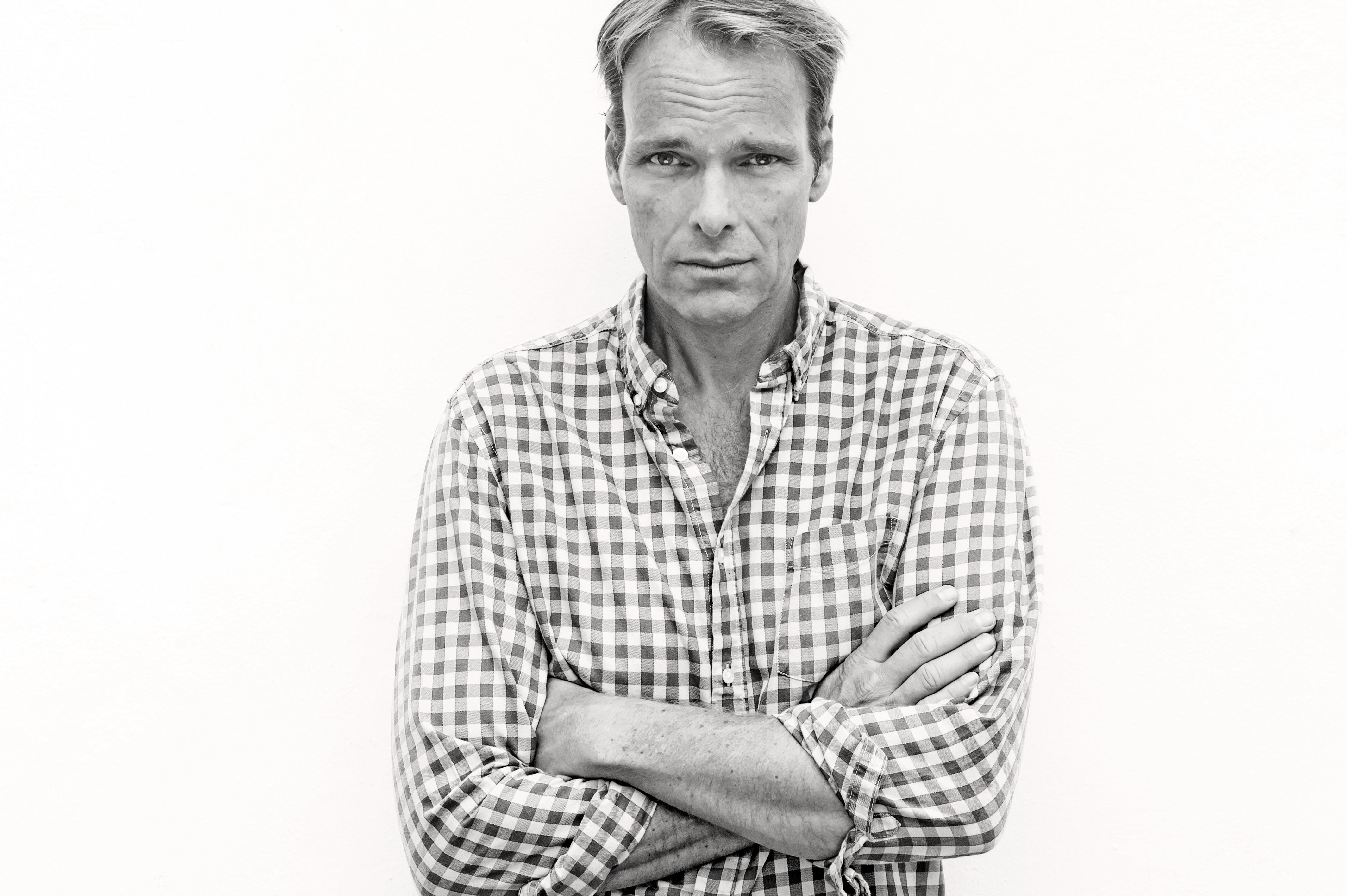 Författarmöte: Jonas Bonnier
