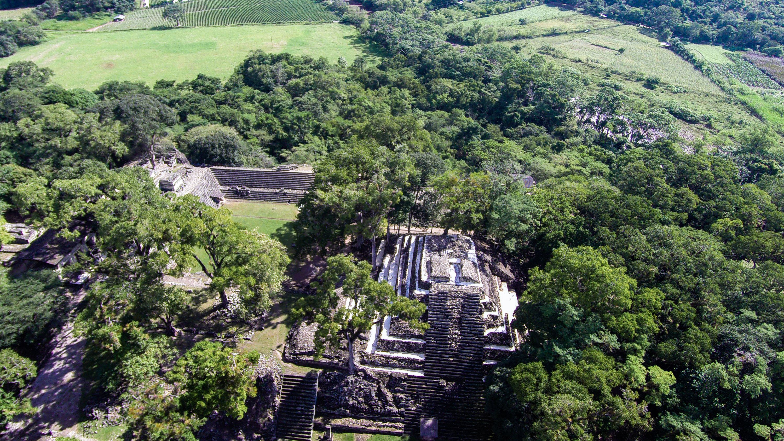 Day tour from San Pedro Sula to Copan