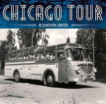 Teemaopastus | Chicago Tour