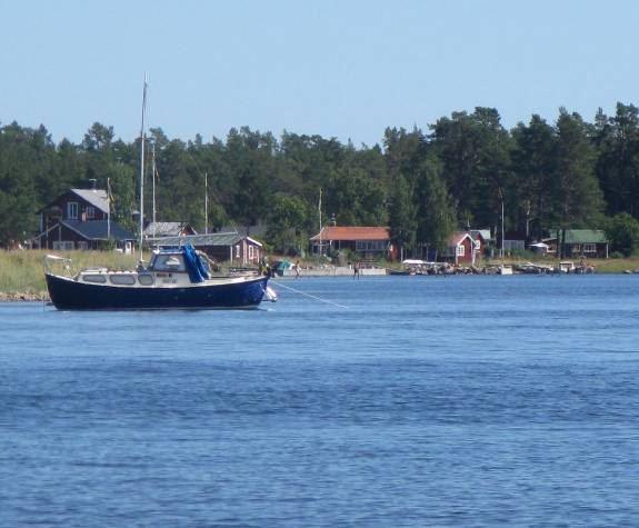 Konferens i Söderhamns skärgård