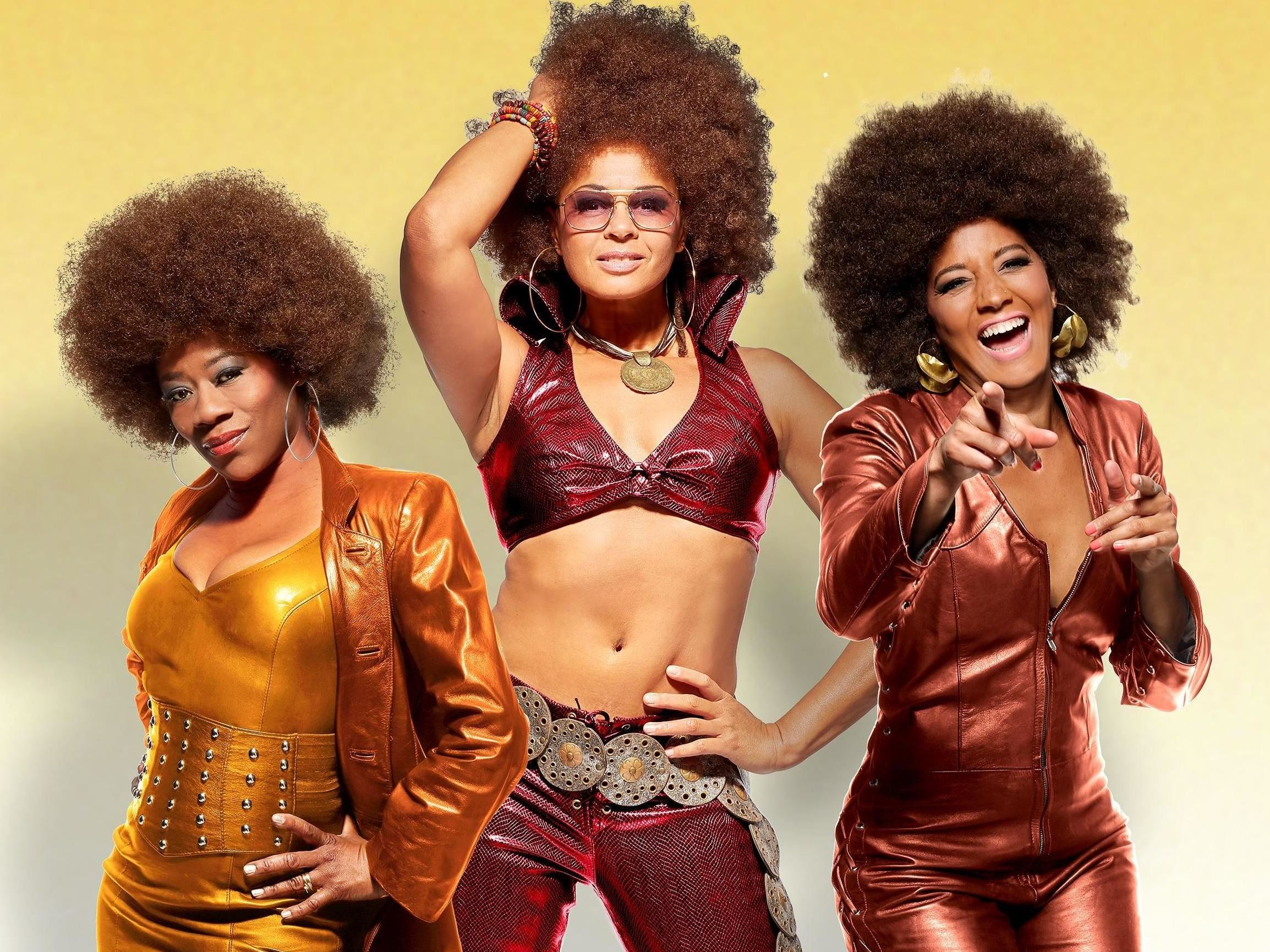 The Music of Motown feat. Afro–Dite