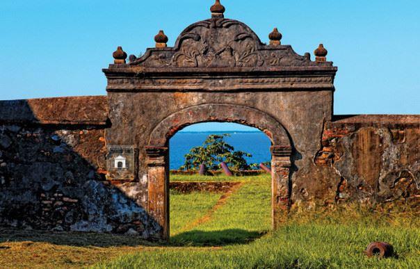 Tour of Santa Barbara Fortress Trujillo, Colon
