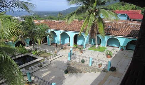Visita al Hotel Villa Brinkley