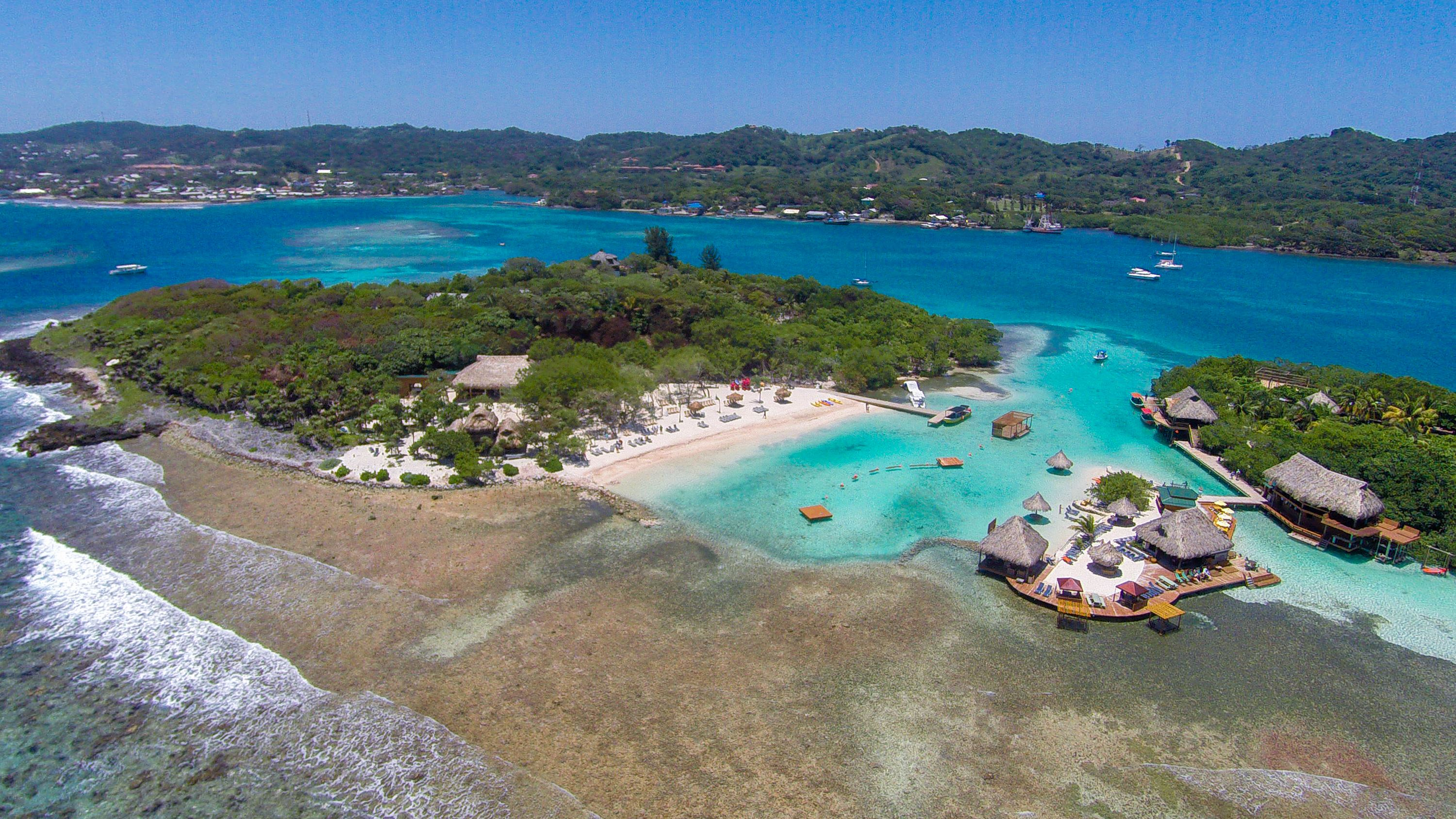 Roatan for 7 days and 6 nights.