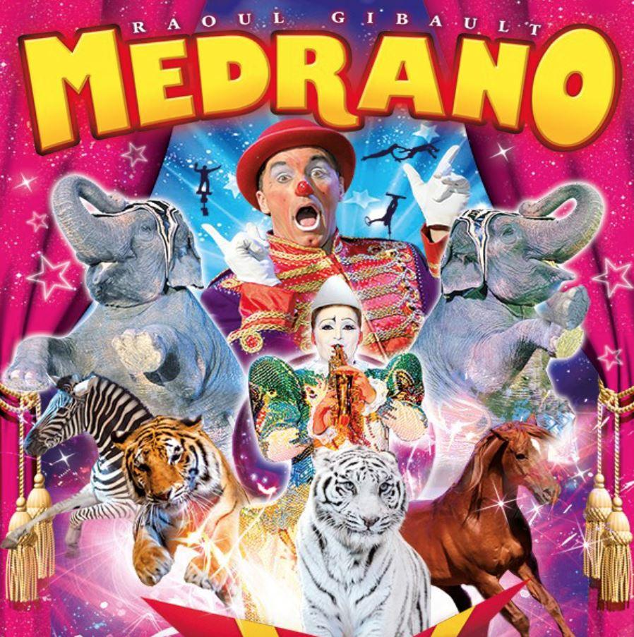 Le Grand cirque Medrano
