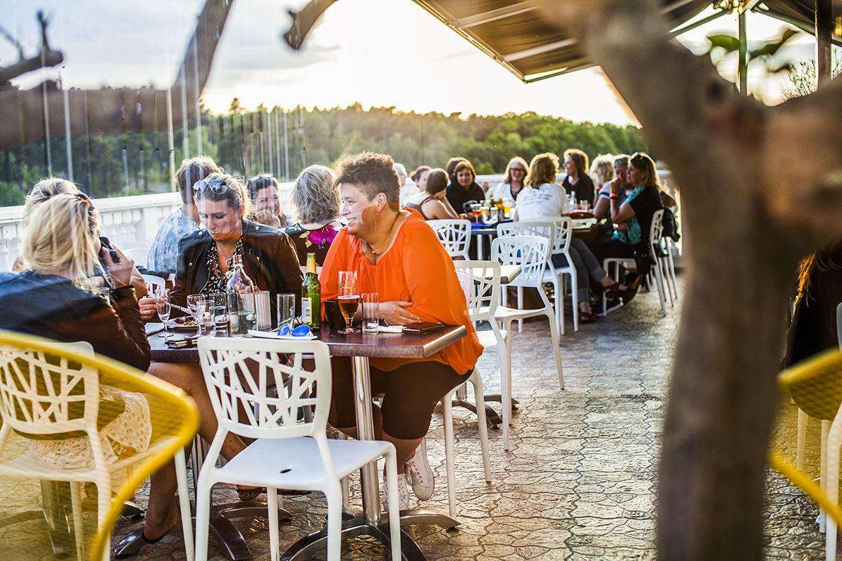 Tapas & Cava Restaurant at Lysingsbadet