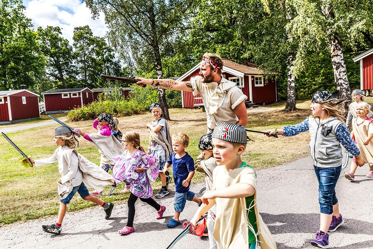 Tolle Angebote für Kinder in Västerviks Resort