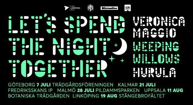 Let´s Spend the Night Togehter