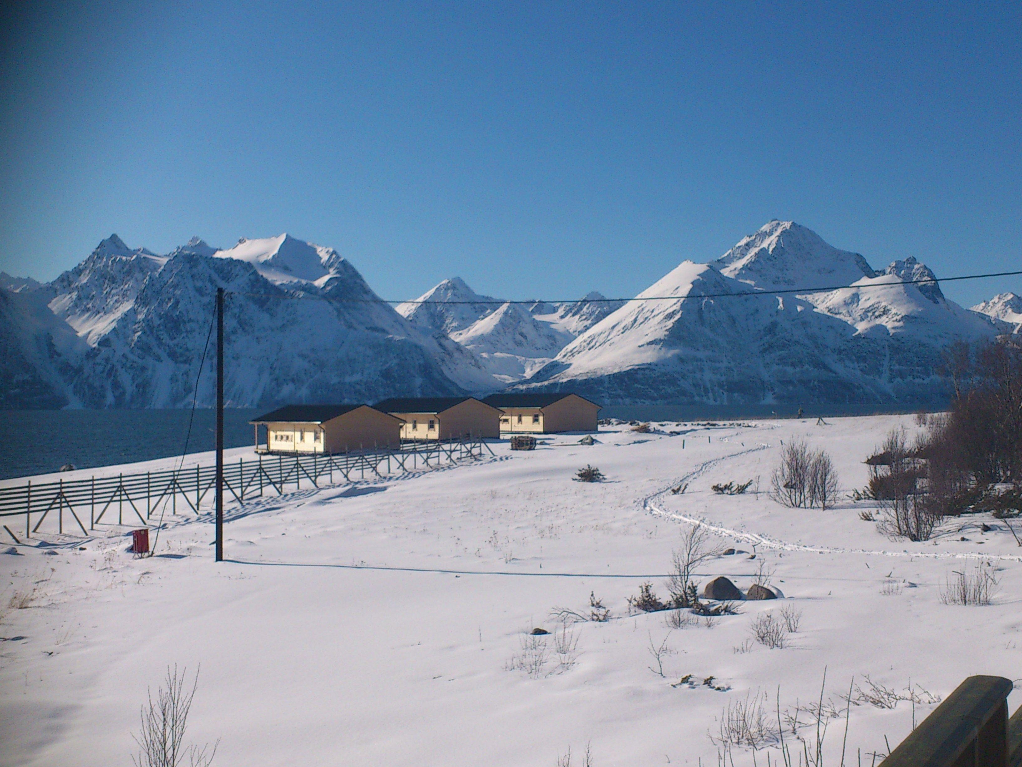 After ski tilbud Artic Lyngen Sjøcamp