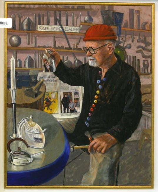 Blå Kulan galleri och silversmedja - Mörbylånga