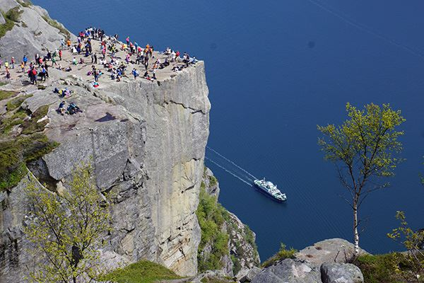 Fjord Cruise Lysefjord