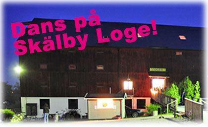 Logdans på Skälby Loge