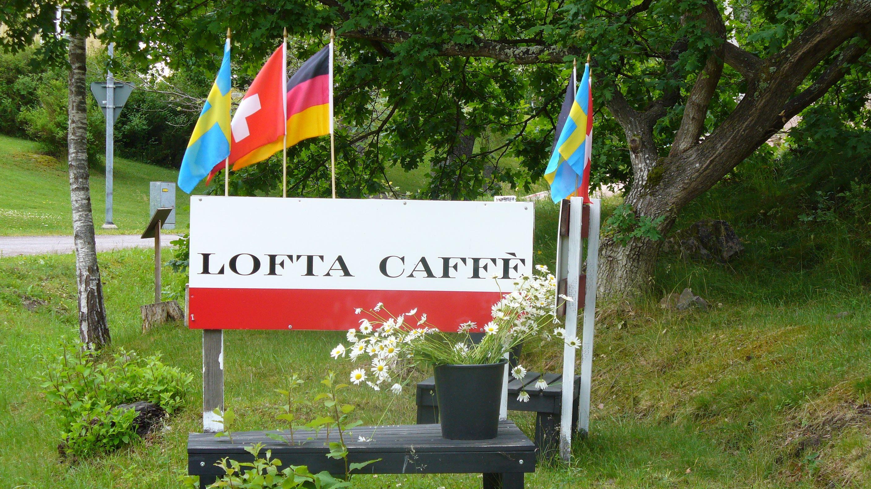 Lofta Caffè konstutställning