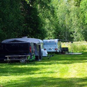 Foto: Lits Camping,  © Copy: Lits Camping, Campa naturnära på Lits Camping & Kanot.