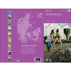 Bornholm cykelkort