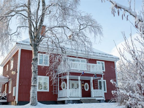 STF Jokkmokk /Åsgård Vandrarhem