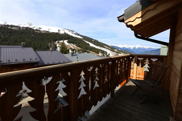 5 rooms 8 people / CHALET ROSIERE (mountain of dream) / Tranquility booking