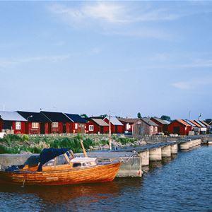 Ställplats - Byxelkrok hamn