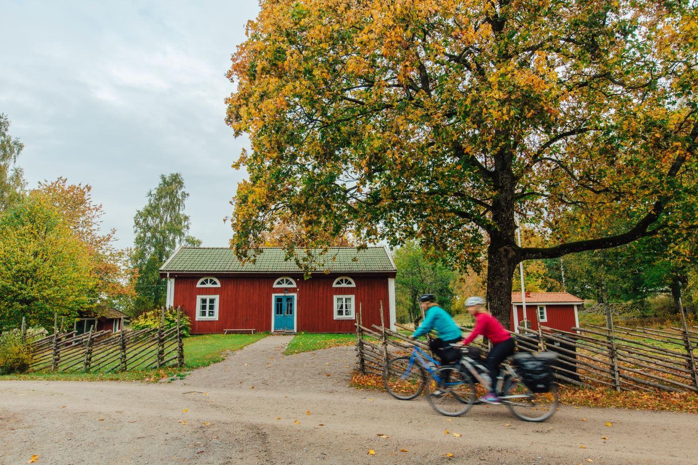 Biking: Sydostleden, 270 km