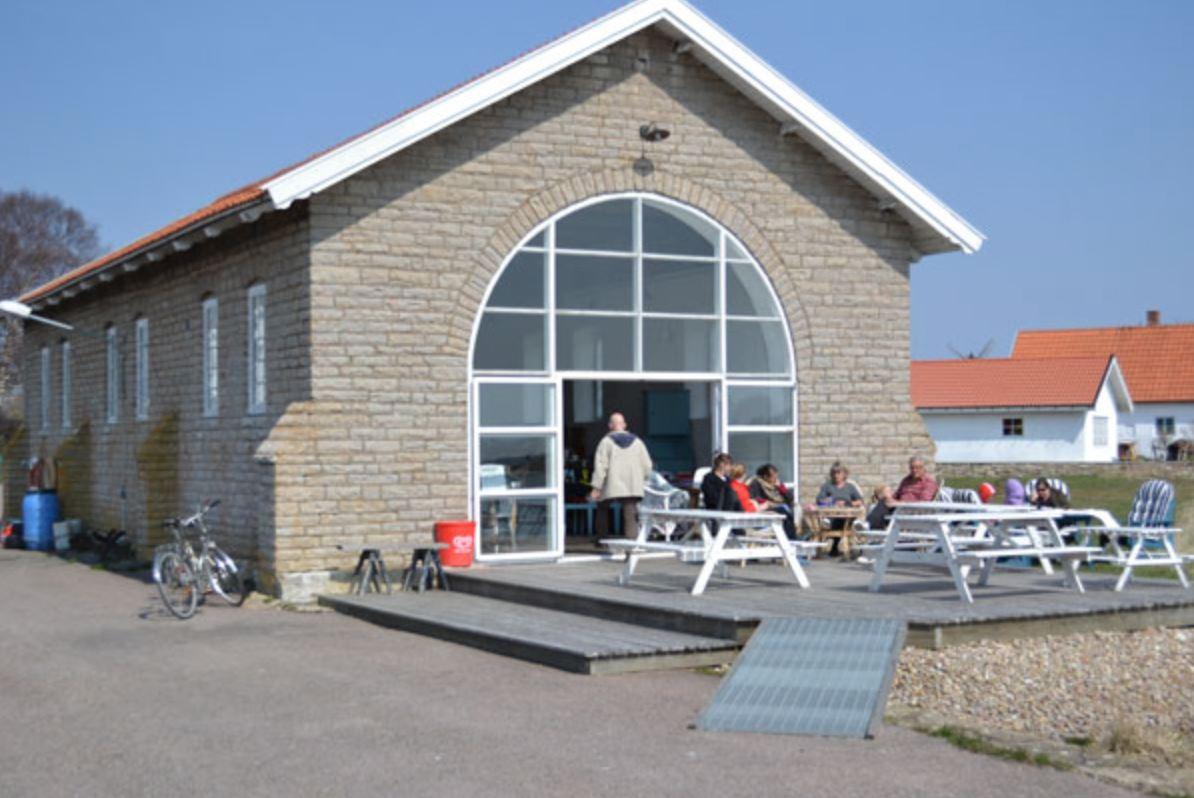 Galleri och café Båthuset - Grönhögen