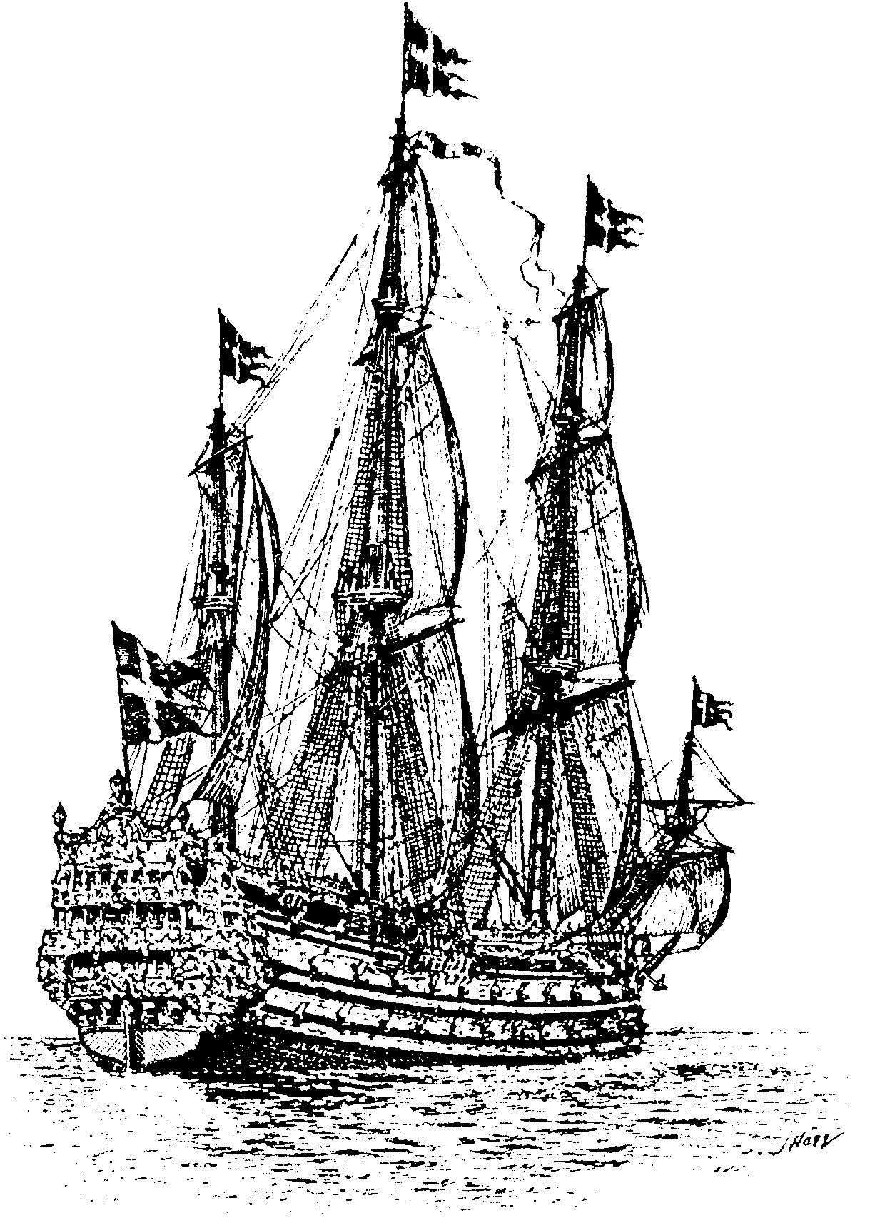 Temakväll - Regalskeppet Kronan