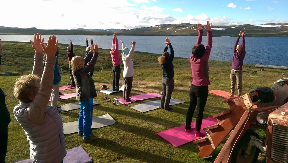 Sat Nam Yoga i Rondane
