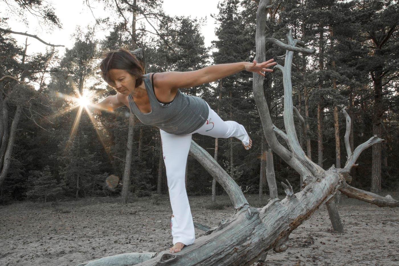 Yogahelg på Hasselö