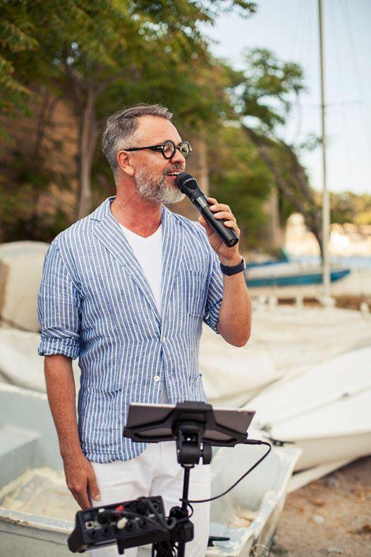 Konsert med Ulf Bernström