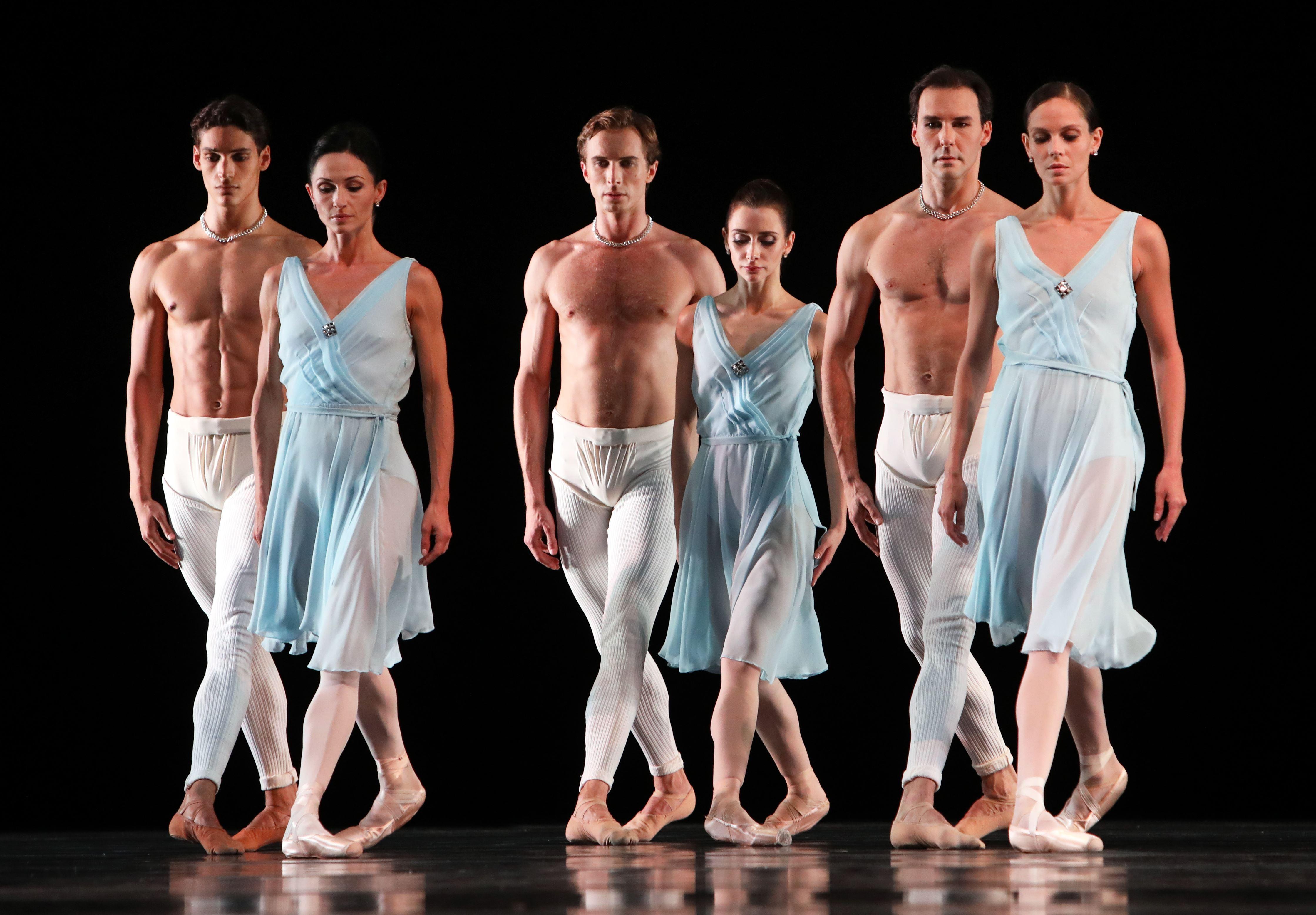 Dutch National Ballet Hommage à Hans Van Manen / Programme 1 - Montpellier Danse