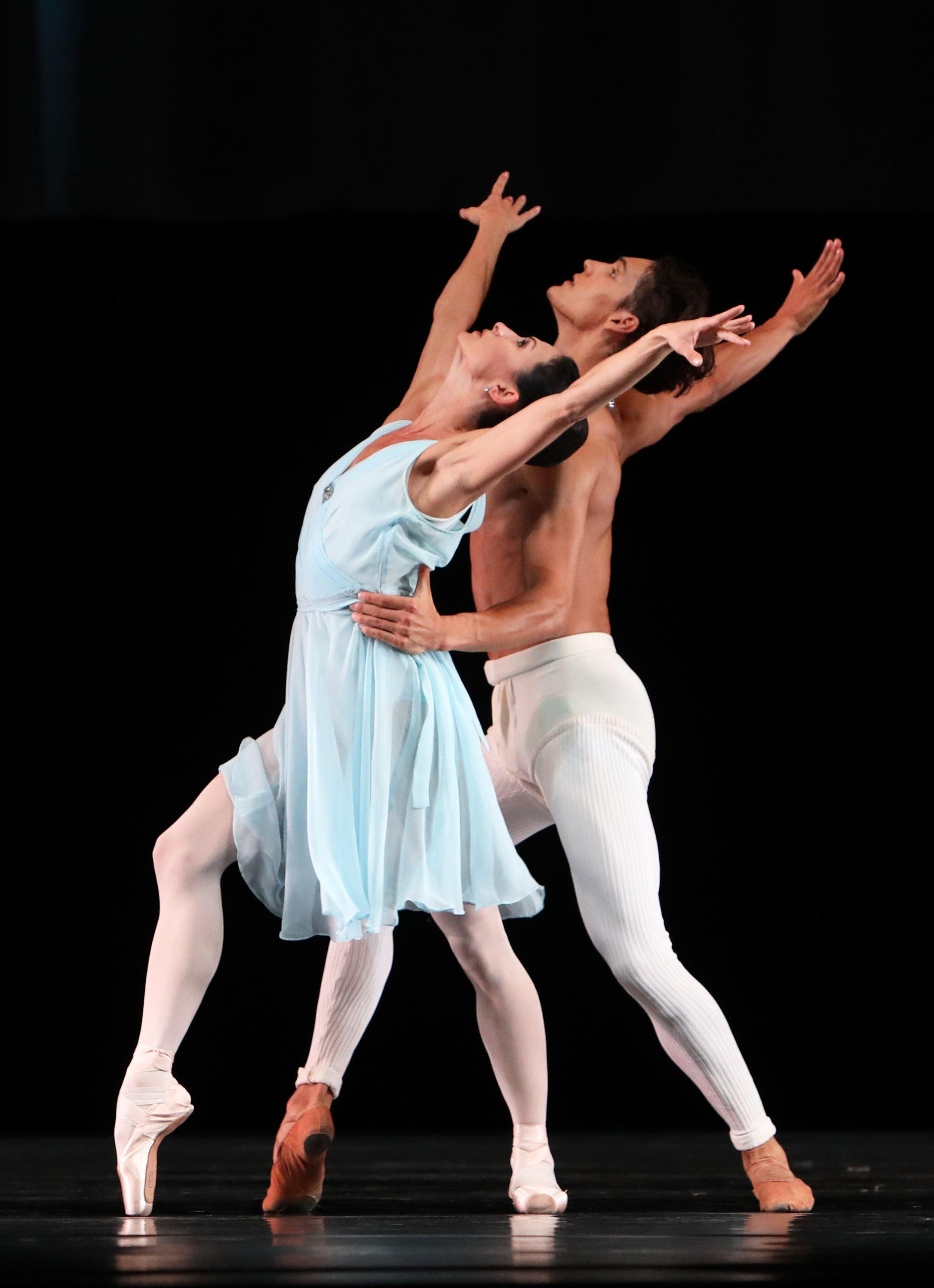 Dutch National Ballet Hommage à Hans Van Manen / Programme 2 - Montpellier Danse