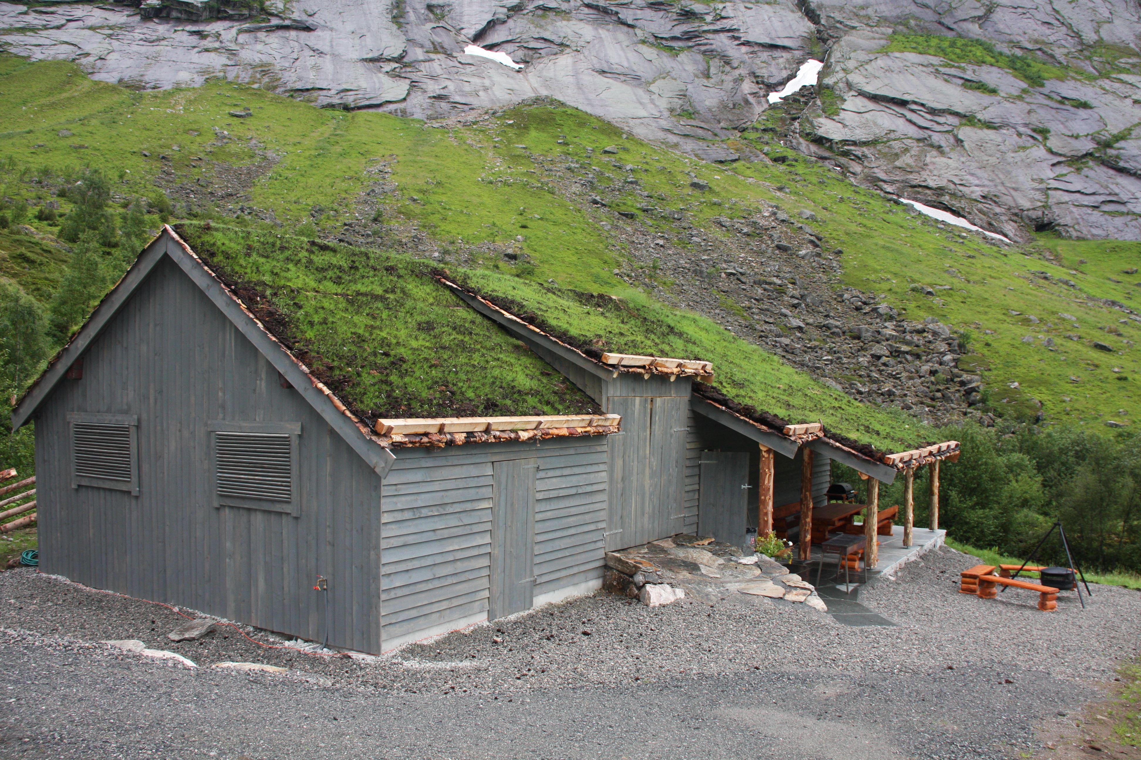 Grindverkslåven på Lunde